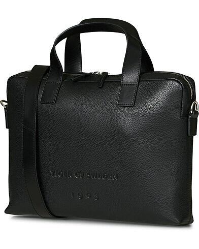 Tiger of Sweden Boet Computer Bag Black