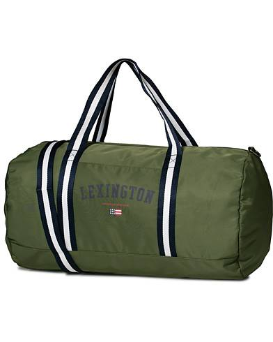 Lexington Davenport Gym Bag Green