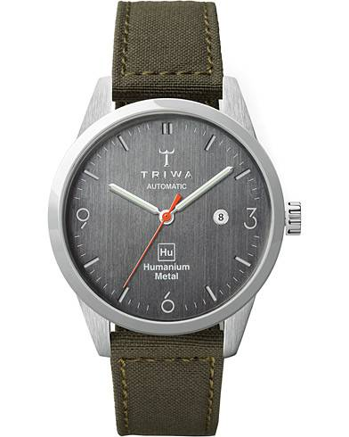 Triwa Humanium Automatic Recycled Green 39mm