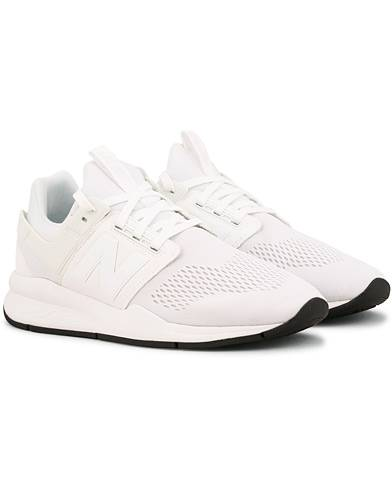 New Balance 247 Running Sneaker White