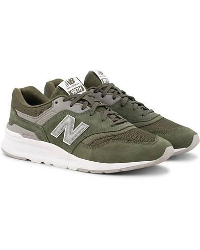 New Balance 997H Running Sneaker Green