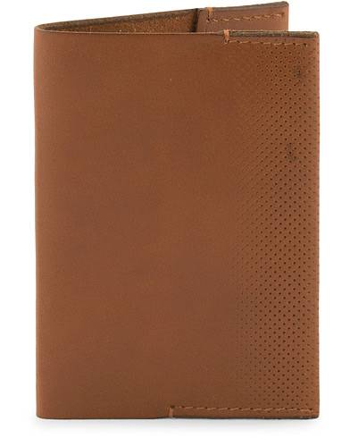 Tärnsjö Garveri TG1873 Passport Cover Cognac