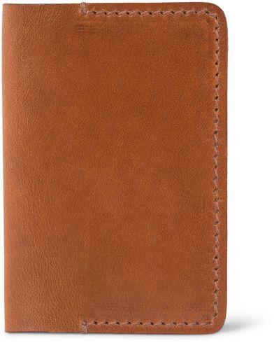 Tärnsjö Garveri TG1873 Card Holder Cognac