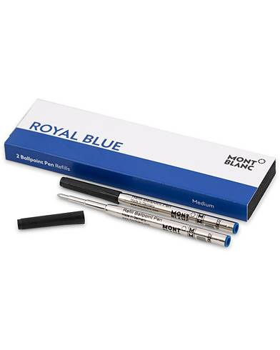 Montblanc 2 Ballpoint Pen Refill Pacific Blue