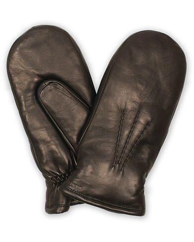 Hestra Wilson Mitten Glove Black