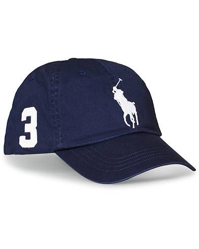 Ralph Lauren Big Pony Cap Newport Navy