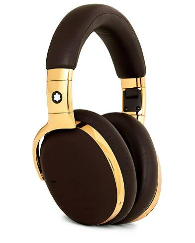 Montblanc MB01 Headphones Brown