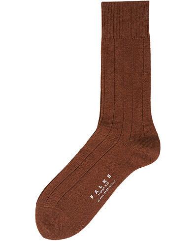 Falke Lhasa Cashmere Sock Caramel