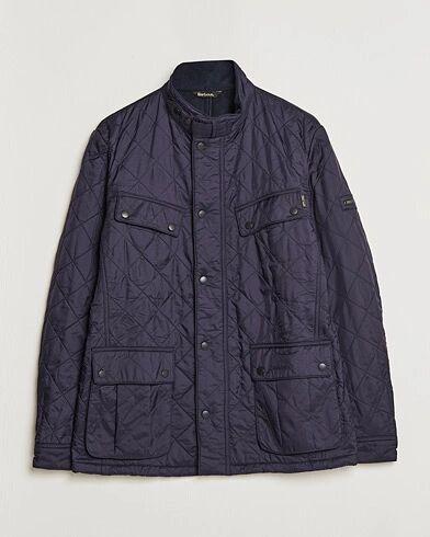 Barbour Ariel Polarquilt Jacket Navy