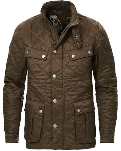 Barbour Ariel Quilted Jacket Olive