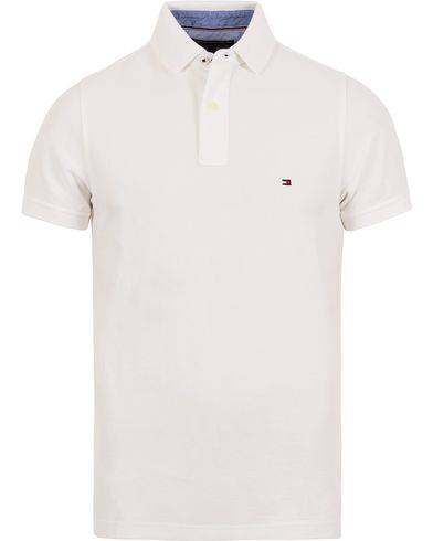 Tommy Hilfiger Performance Polo Classic White