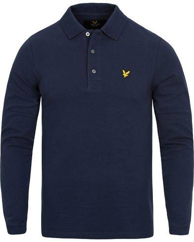 Lyle & Scott LS Polo Shirt Navy