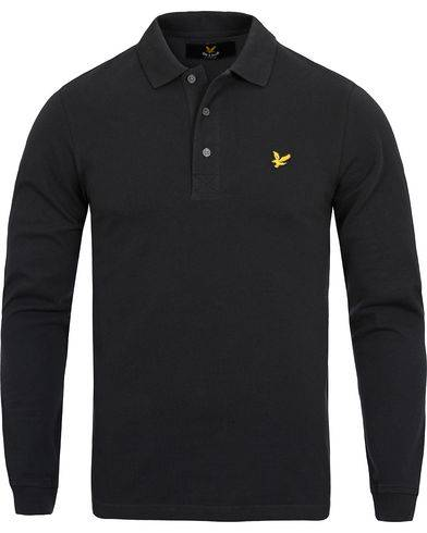 Lyle & Scott LS Polo Shirt True Black