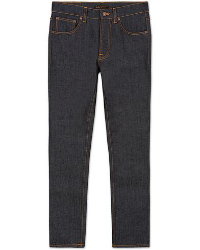 Nudie Jeans Lean Dean Organic Slim Fit Stretch Jeans Dry 16 Dips