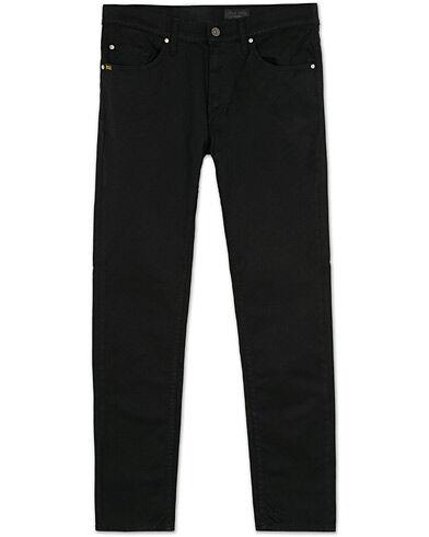 Tiger of Sweden Jeans Pistolero Dark End Black