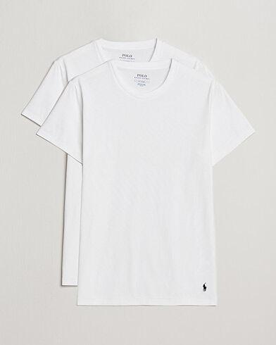 Ralph Lauren 2-Pack Cotton Stretch White