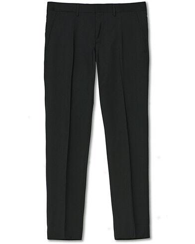J.Lindeberg Paulie Comfort Wool Trousers Black