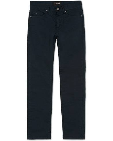 J.Lindeberg Jay Satin Stretch Jeans Navy