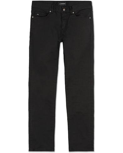 J.Lindeberg Jay Satin Stretch Jeans Black