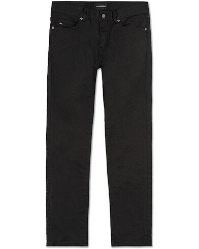 J.Lindeberg Jay Satin Stretch Jeans Black