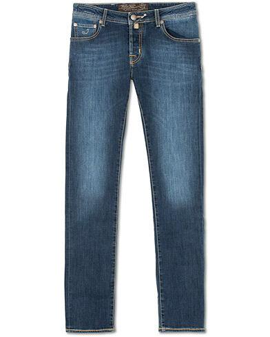 Jacob Cohën 622 Slim Jeans Mid  Blue