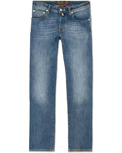 Jacob Cohën 622 Slim Jeans Light Blue