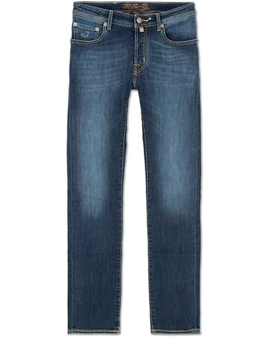 Jacob Cohën 688 Slim Jeans Mid  Blue