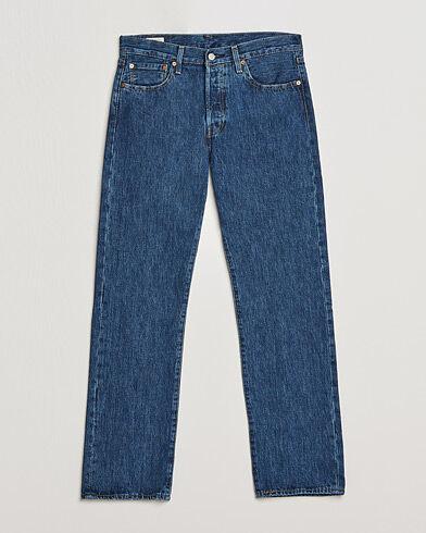 Levis 501 Original Fit Jeans Stonewash