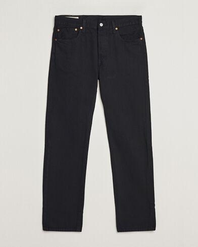 Levis 501 Original Fit Jeans Black