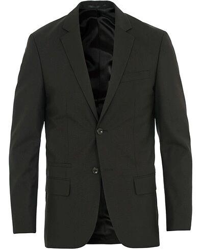 Filippa K Rick Cool Wool Blazer Black