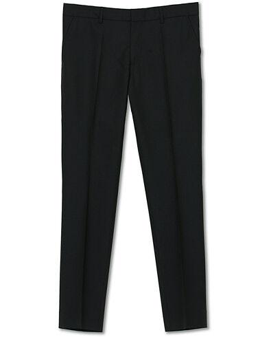 Filippa K Liam Cool Wool Slacks Black