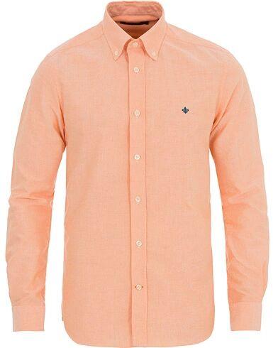 Morris Douglas Oxford Shirt Orange