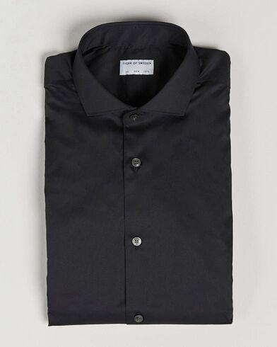 Tiger of Sweden Farell 5 Stretch Shirt Black