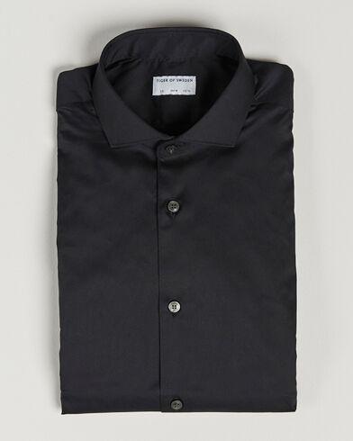 Tiger of Sweden Farrel 5 Stretch Shirt Black