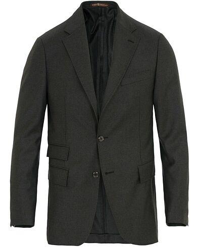 Morris Heritage Frank Four Season Blazer Grey
