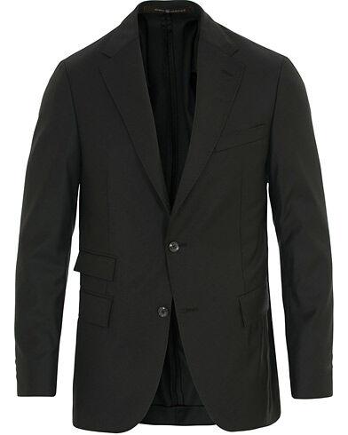 Morris Heritage Frank Four Season Blazer Black
