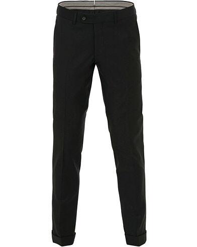 Morris Heritage Frank Four Season Trousers Black