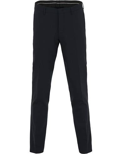 Tiger of Sweden Malthe Wool Stretch Trousers Navy