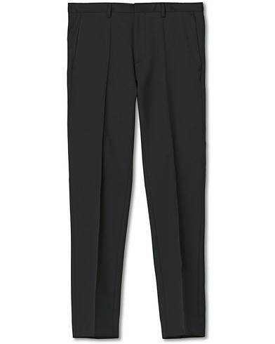 HUGO HenfordS Stretch Wool Trousers Black