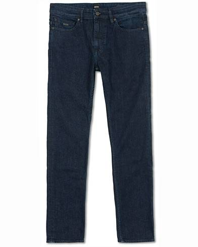 BOSS Casual Delaware Slim Fit Stretch Jeans Royal Blue