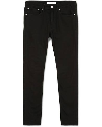 Calvin Klein Skinny Fit 016 Stretch Jeans Stay Black