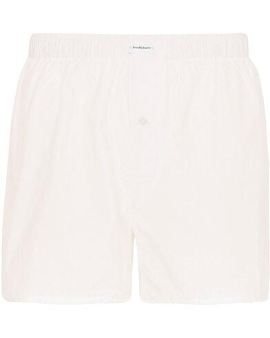 Bread & Boxers Boxer Short White