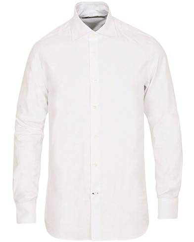 Morris Heritage Howard Cut Away Shirt White