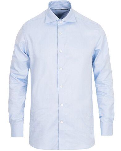 Morris Heritage Howard Cut Away Shirt Light Blue