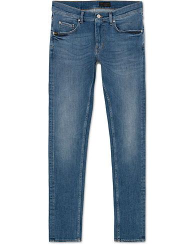 Tiger of Sweden Jeans Slim Finer Stretch Jeans Light Blue