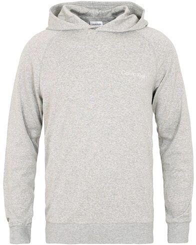 Image of Calvin Klein Modal Hoodie Grey Melange