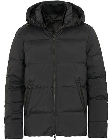 J.Lindeberg Barry Stretch Nylon Jacket Black