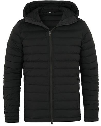 J.Lindeberg M EACE Hooded Down Liner Jacket Black