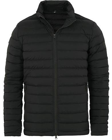 J.Lindeberg M EACE Sweater Down Jacket Black