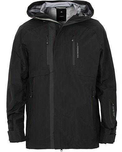 J.Lindeberg M Harper Ski 3 Layer Gore Tex Jacket Black